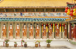 Kek-Lok-Si Tempel, Air Hitam, Penang, Malaysia