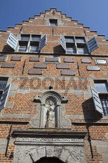 Hôpital Notre-Dame à la Rose, Lessines, Belgium