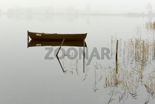 Fischerboot in Ummanz