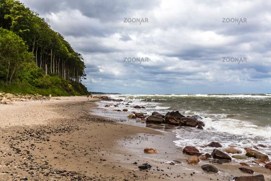 baltic beach germany