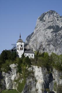 Johannesberg Kappelle, Traunkirchen, Oberosterreich, Österreich