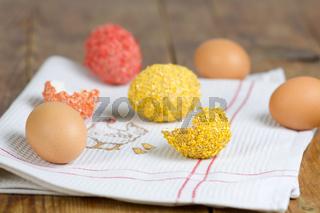 Fünf Eier