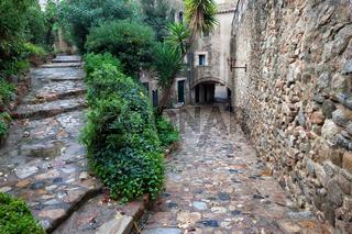 Old Town of Tossa de Mar