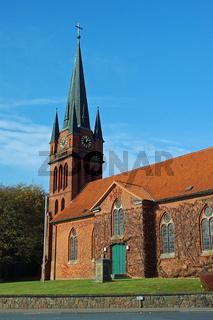 evangelische kirche in amelinghausen