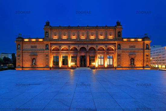 Hamburg, Germany, Museum of Art