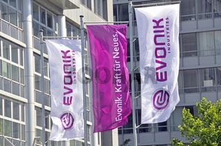 Konzernzentrale der Evonik Industries AG