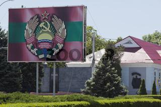 Staatswappen Transnistrien
