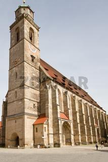 Münster St. Georg in Dinkelsbuehl, Franken