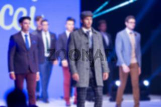 Sofia Fashion Week male models