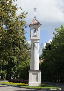 Pillar of John of Nepomuk in Trakai