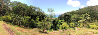 Seychellen Insel Mahe 'Jardin du Roi'
