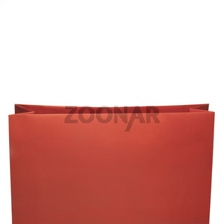Red paper pouches