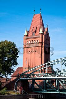 Turm in Lübeck