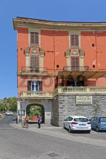 Solfatara Italy