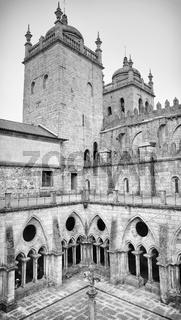 Kathedrale von Porto, Portugal
