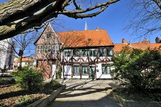 Das Mühlenviertel in Lüneburg