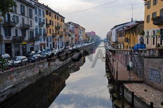 Stadtviertel Navigli
