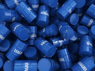 Many barrels Viagra