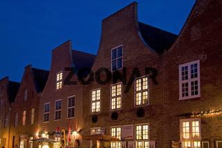 Holland bei Nacht