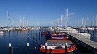 Baltic Sea Marina, Grömitz