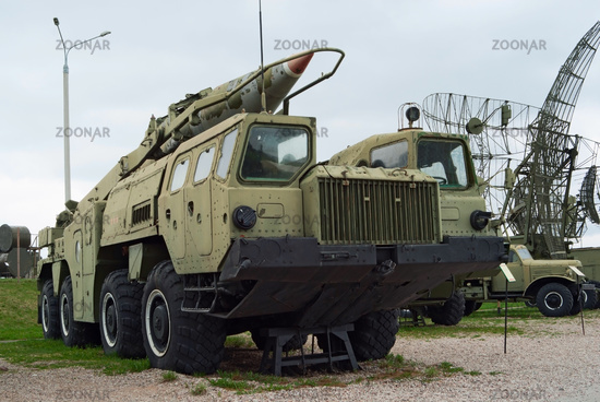 9k72 missile complex