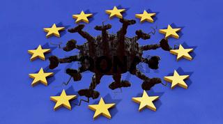 Eurokrise durch Coronavirus