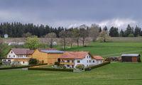 Upper Franconian estate