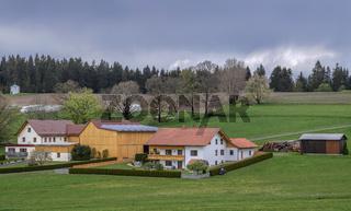 Oberfraenkisches Anwesen