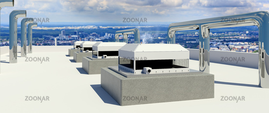 air conditioning and ventilation systems