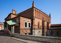 Old Synagogue in Krakow