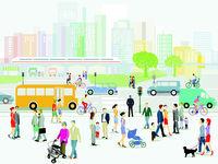 Stadt und Verkehr.eps