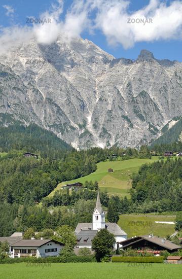 Leogang,Salzburgerland,Austria