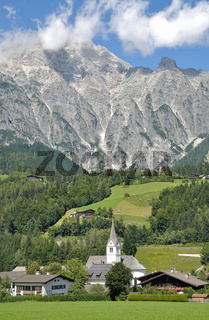 Leogang im Salzburgerland