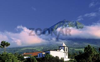 Portugal: Santa Luzia auf der Azoreninsel Pico