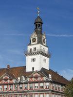 Wolfenbüttel - Ducal Castle, Hausmannsturm (tower with living room), Germany