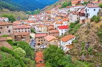 Cityscape View, Ortigosa de Cameros, Spain