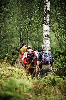 Norwegen wandern