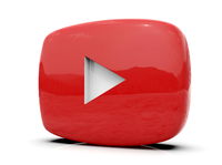 Youtube PlayButton Sign Video Icon LogoOnlineBroadcasting ServiceSymbol