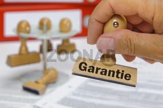 Qualität und Garantie
