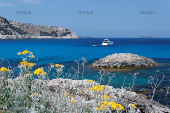Cove at Cala Lliteras (Mallorca)