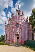 Church of the Transfiguration of the Savior, Krasnoe, Russia