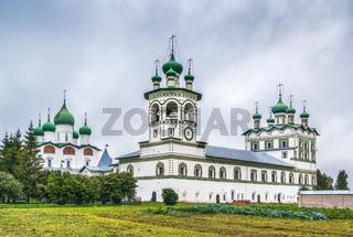 St. Nicholas Convent near Veliky Novgorod, Russia