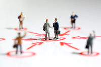 Networking and support in the business world