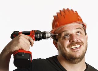 crazy handyman