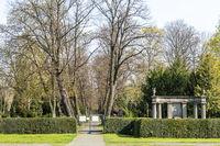 Friedhof II der Sophiengemeinde Berlin, Deutschland, Germany