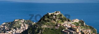 Castello Saraceno of Taormina