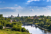 View of Torzhok, Russia