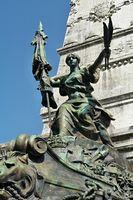 War Memorial in Porto - Portugal