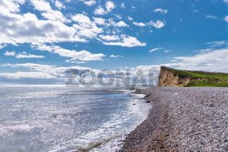 Langeland beach Dovnsklint
