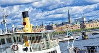 Riddarfjärden, Stockholm, Sweden